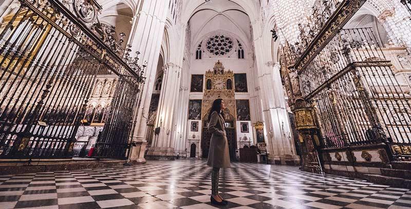 La Catedral abre al turismo