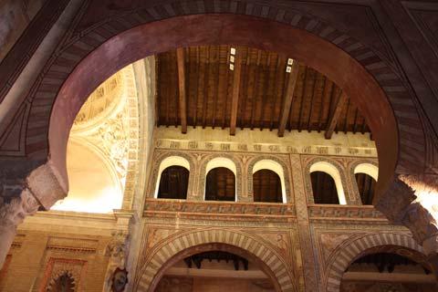 Arcos de la Iglesia de San Román