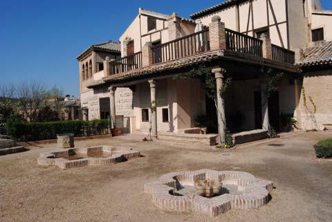 Una casa toledana original del siglo XVI