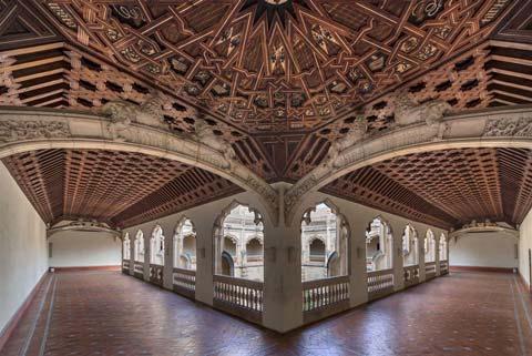 Claustro alto del Monasterio de San Juan de los Reyes