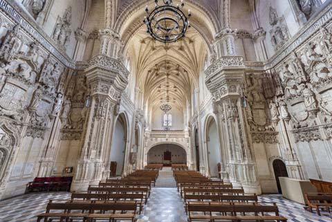 Nave Principal del Monasterio de San Juan de los Reyes