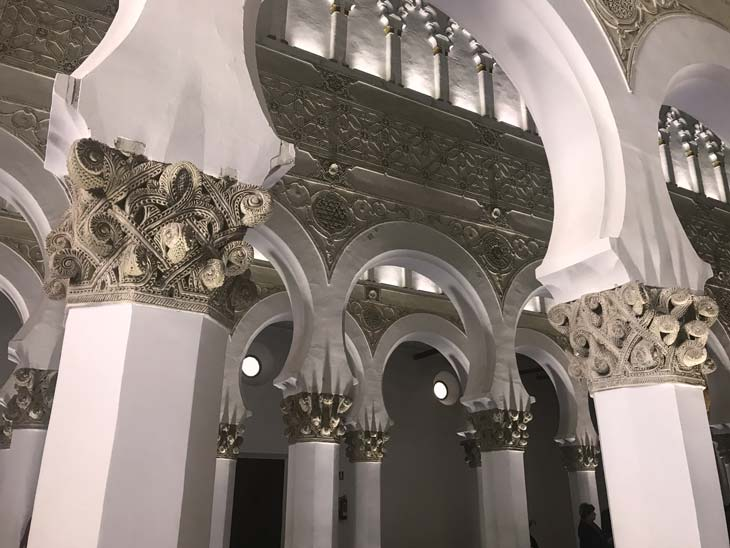 Sinagoga Santa María la Blanca