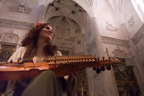 música en vivo en monumentos