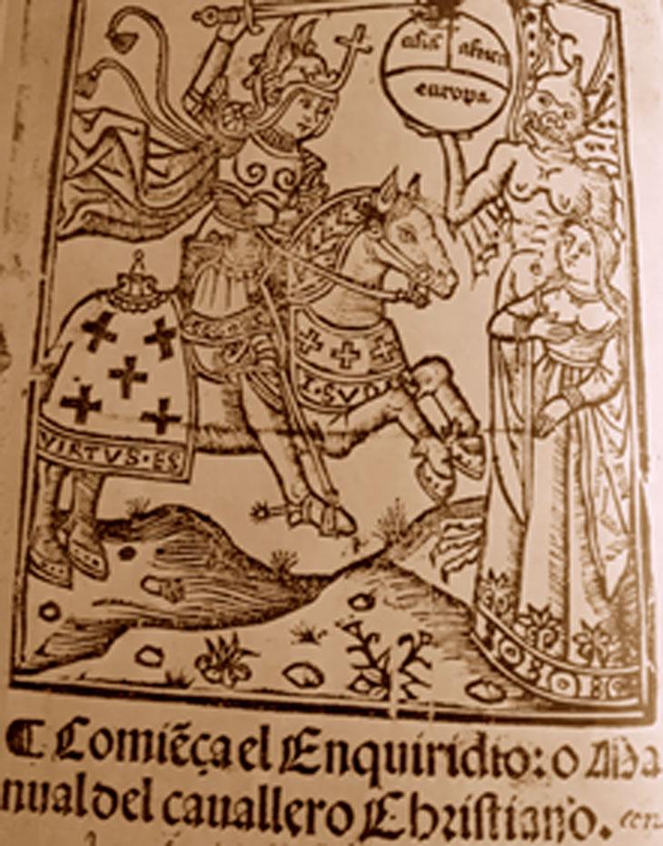 Manual del caballero cristiano o Enchiridion