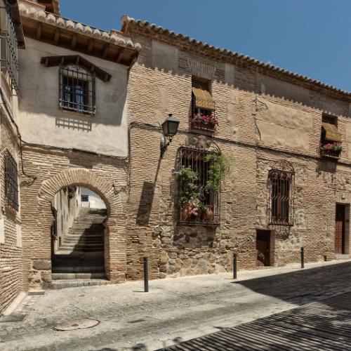 arco del judio en Toledo